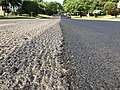 2019-06-02 08 31 40 View southwest along Ladybank Lane in the Chantilly Highlands section of Oak Hill, Fairfax County, Virginia during a paving project.jpg