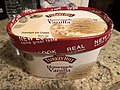 2019-12-25 01 15 23 An unopened tub of Turkey Hill Homemade Vanilla Premium Ice Cream in the Parkway Village section of Ewing Township, Mercer County, New Jersey.jpg