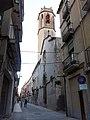 206 Església de la Trinitat, c. Font (Vilafranca del Penedès).JPG
