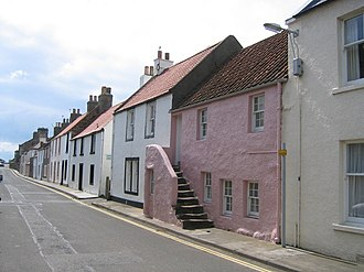 Elie and Earlsferry - Earlsferry High Street