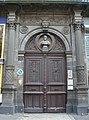 27 rue Ballainvilliers, immeuble Bargoin, porte d'entrée.jpg