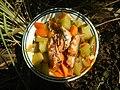 2839Home cooking of ginisang sayote, ampalaya and carrots 46.jpg
