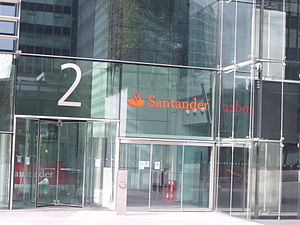 London Borough of Camden - Santander UK head office