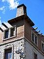326 Antiga Clínica Vilanova, façana pl. Rebés (Andorra la Vella).JPG