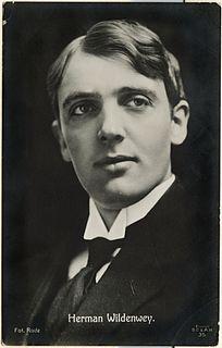 Herman Wildenvey Norwegian poet and translator