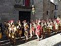 374 Desfilada dels Manaies davant l'església de Sant Lluc (Girona).JPG