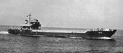 """אח""""י אכזיב (פ-65) בצבעי הים התיכון, 1967"""