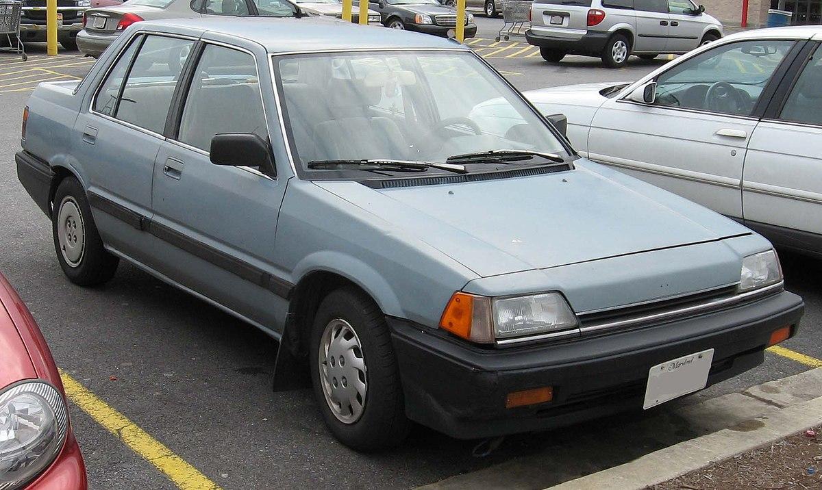 Kekurangan Honda Civic 1986 Perbandingan Harga