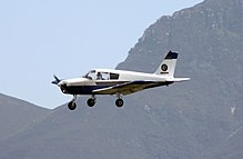 43 Air School Piper PA-28-140 ZS-PGS (23770001315).jpg