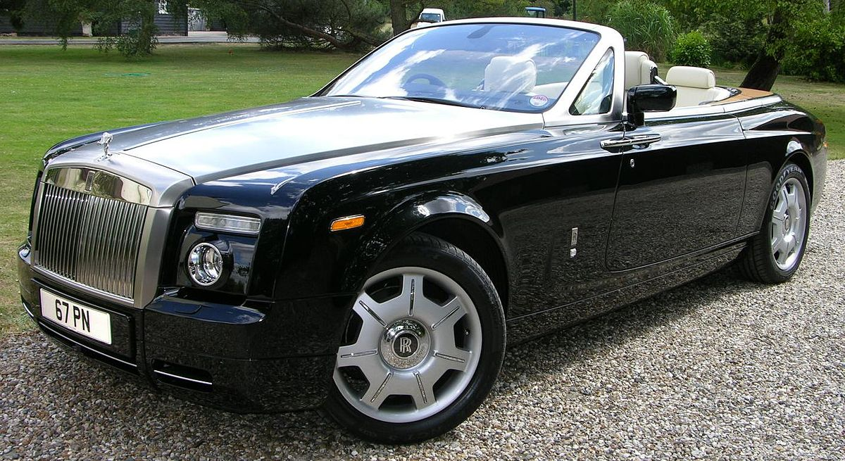 Rolls Royce Phantom Drophead Coupe Wikipedia