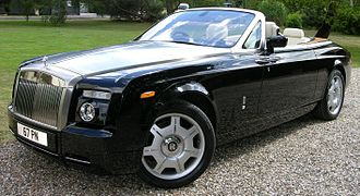 Rolls-Royce Phantom Drophead Coupé - Image: 4rrpdh