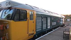50026 at Norden Railway Station (7225306192).jpg