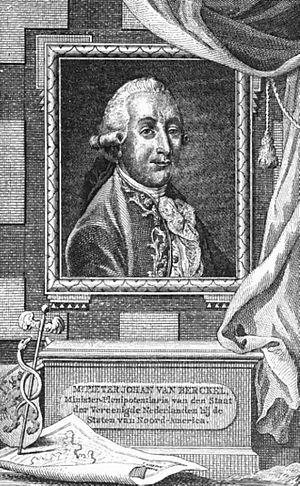 Pieter Johan van Berckel - Pieter Johan van Berckel