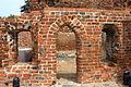 602982 Toruń zamek wysoki-komnata kontura 03.JPG