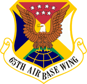 65th Air Base Group - Image: 65th Air Base Wing