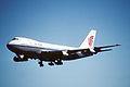 67ae - Air China Boeing 747-2J6B (M); B-2450@SYD;15.08.1999 (4844930183).jpg