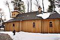 """6871vik Zakopane, kościółek przy cmentarzu """"Na Pęksowym Brzyzku"""". Foto Barbara Maliszewska.jpg"""