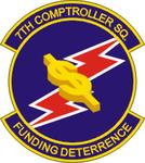 7 Comptroller Sq emblem.png