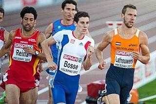 Antonio Manuel Reina Spanish middle-distance runner and sprinter