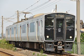 817 series Japanese electric multiple unit train type