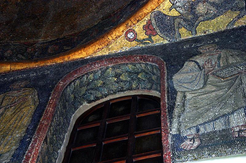 File:9687 - Milano - S. Ambrogio - San Vittore in Ciel d'oro - Foto Giovanni Dall'Orto 25-Apr-2007.jpg