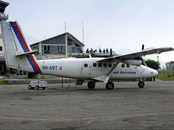 尼泊尔航空555号班机事故