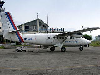 Nepal Airlines Flight 555