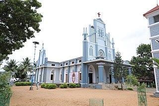 Ringeltaube Vethamonikam Memorial Church, Mylaudy Church in India, India