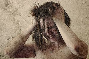 Frustration - A woman who is frustrated