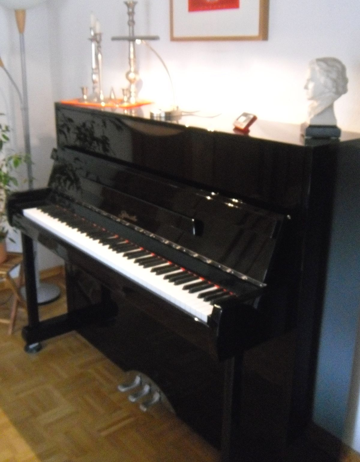 pearl river piano Description new pearl river gp170 5'8″ piano duplex scaling, german felts  and strings, designed by swiss masters lothar thomma and stephan mohler,.