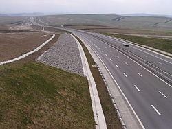 A3 near Cheile Turului 2.JPG