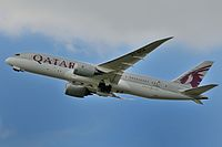 A7-BCK - B788 - Qatar Airways