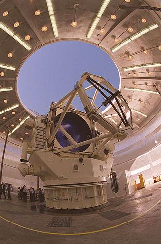 Haleakala Observatory - Image: AEOS3 lg