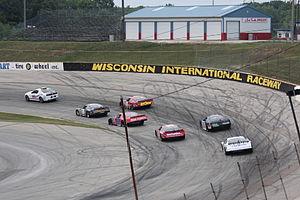 Wisconsin International Raceway - 2014 ARCA Midwest Tour race