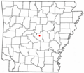 ARMap-doton-North Little Rock.png