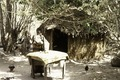 ASC Leiden - Coutinho Collection - B 33 - Life in the Liberated Areas, Guinea-Bissau - Woman sewing - 1974.tif