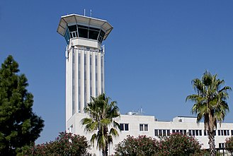 Split Airport - Air Traffic Control tower