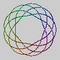 how to draw a torus knot