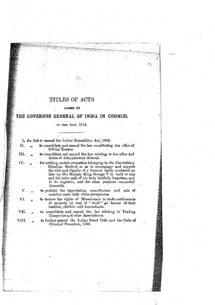 File:A Collection of the Acts passed by the Governor General of India in Council, 1913.pdf