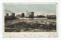 A Lumber Raft, Duluth, Minn (NYPL b12647398-66721).tiff