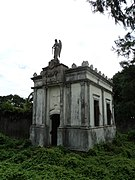 A Mausoleum in the Old Town Cemetery, Sariaya 2.JPG