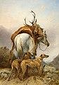 A Pony Carrying a Dead Deer.jpg