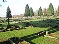 A Saturday lunchtime in December at Eastleigh Cemetery (5) - geograph.org.uk - 1623107.jpg