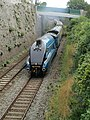 A Streak Heads For Kingswear - 4464 (15146700146).jpg