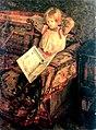 A reading Girl, 1888.jpg