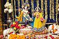 A temple with Radhika Raman (Radha Krishna).jpg