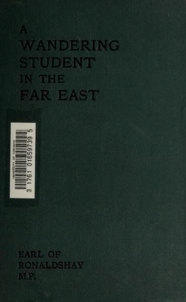File:A wandering student in the Far East vol.1 - Zetland.djvu