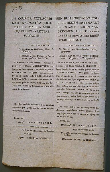 File:Aankondiging geboorte Napoleon II.JPG