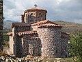 Abandoned and partially rebuilt monastery near Skoutari - panoramio - macrolepis (4).jpg