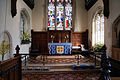 Abbess Roding - St Edmund's Church - Essex England - chancel.jpg